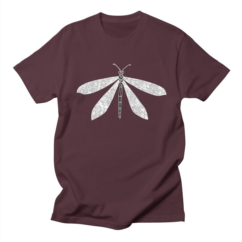 Antlion Women's Regular Unisex T-Shirt by sand paper octopi's Artist Shop