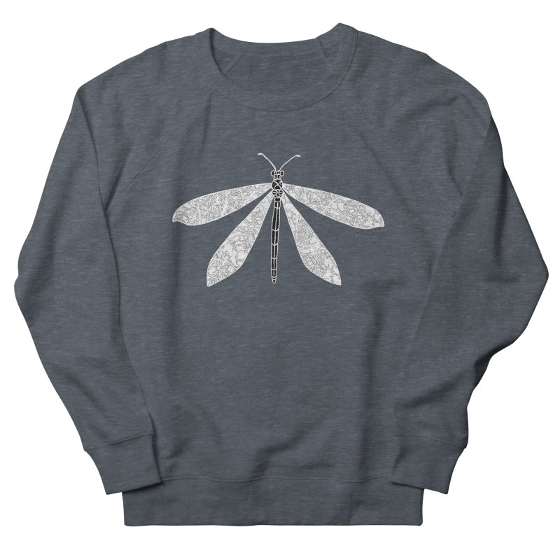 Antlion Women's French Terry Sweatshirt by sand paper octopi's Artist Shop