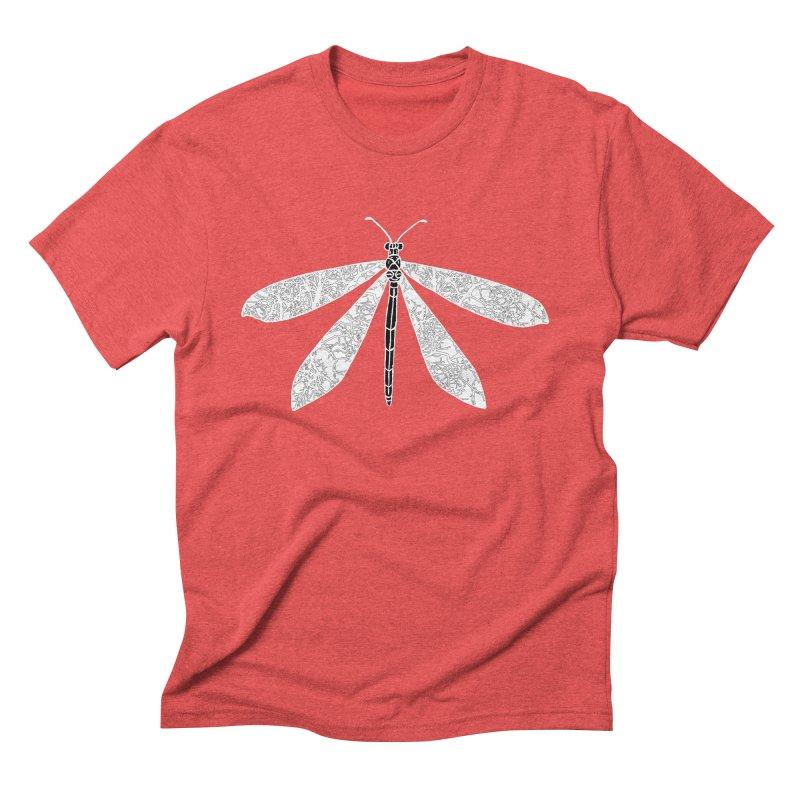 Antlion Men's Triblend T-Shirt by sand paper octopi's Artist Shop