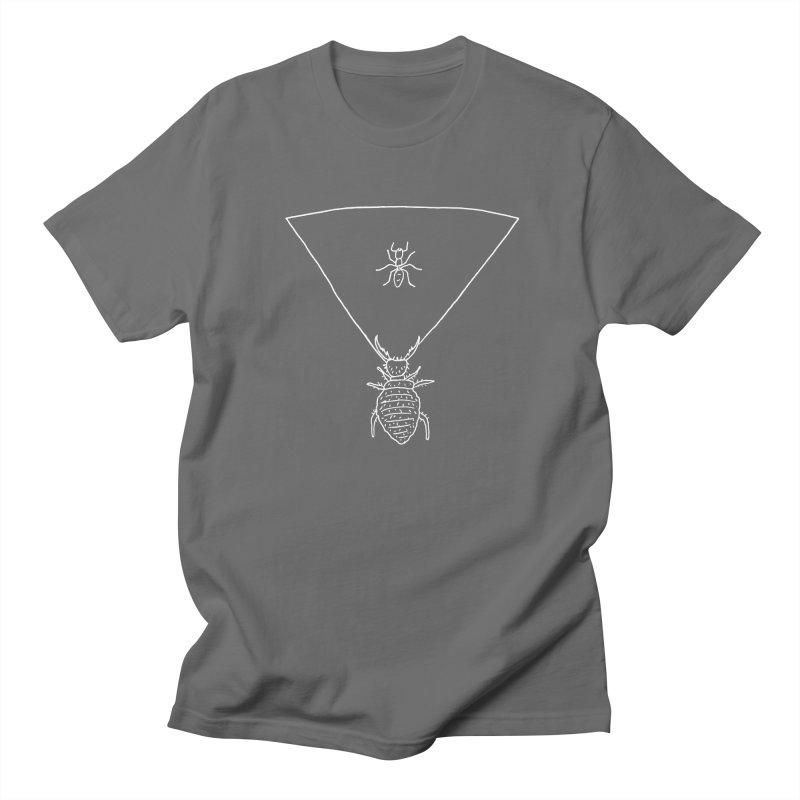 Doodlebug Men's T-Shirt by sand paper octopi's Artist Shop