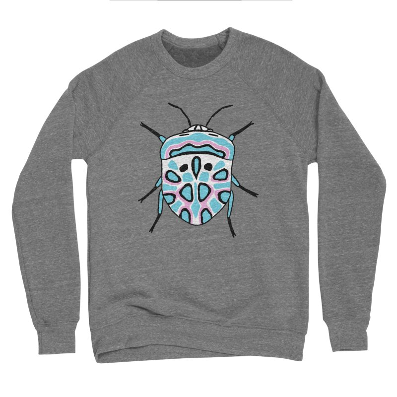 Picasso Bug Men's Sponge Fleece Sweatshirt by sand paper octopi's Artist Shop