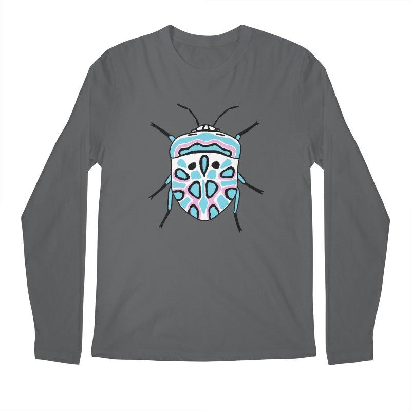 Picasso Bug Men's Longsleeve T-Shirt by sand paper octopi's Artist Shop