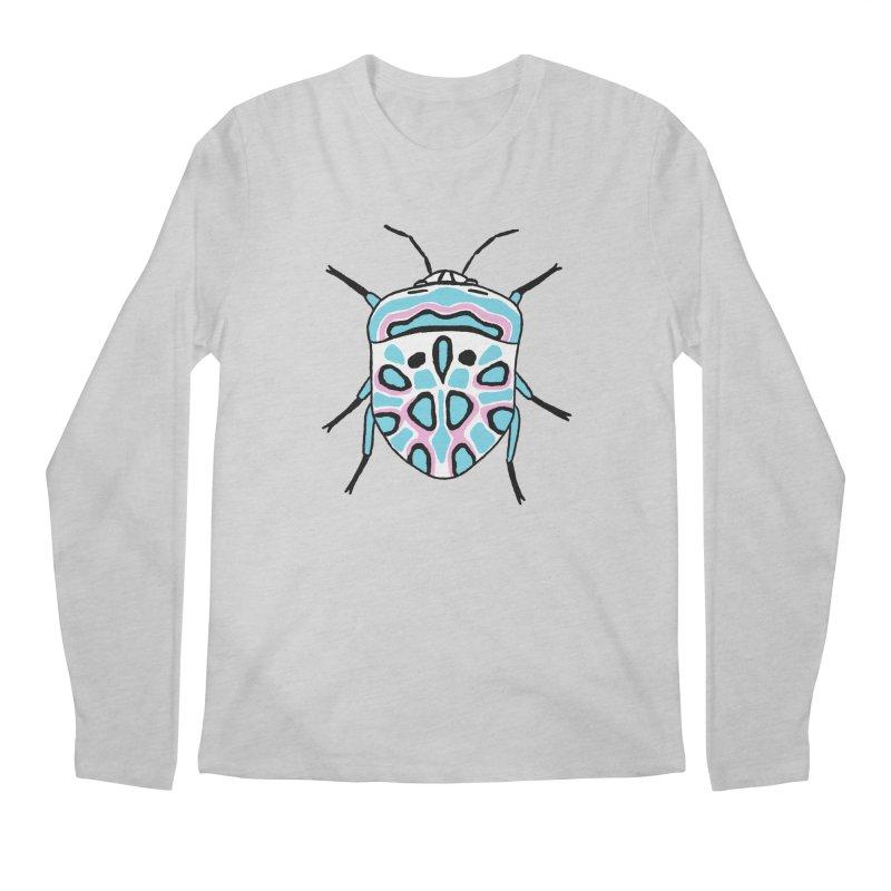 Picasso Bug Men's Regular Longsleeve T-Shirt by sand paper octopi's Artist Shop