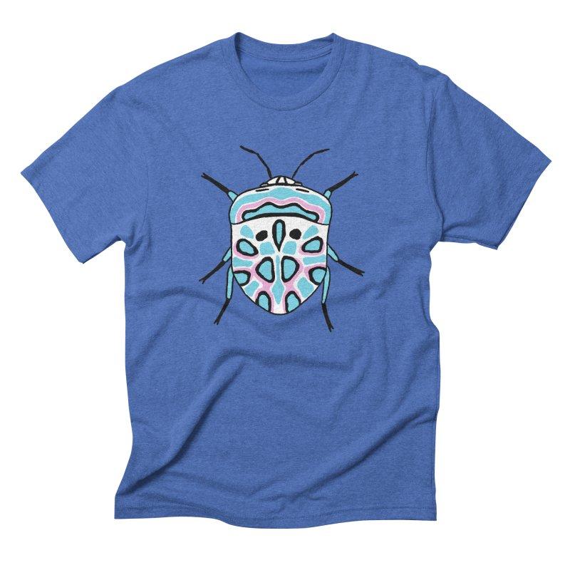 Picasso Bug Men's T-Shirt by sand paper octopi's Artist Shop