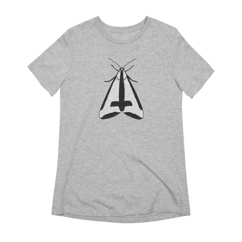 Clymene Moth Women's Extra Soft T-Shirt by sand paper octopi's Artist Shop