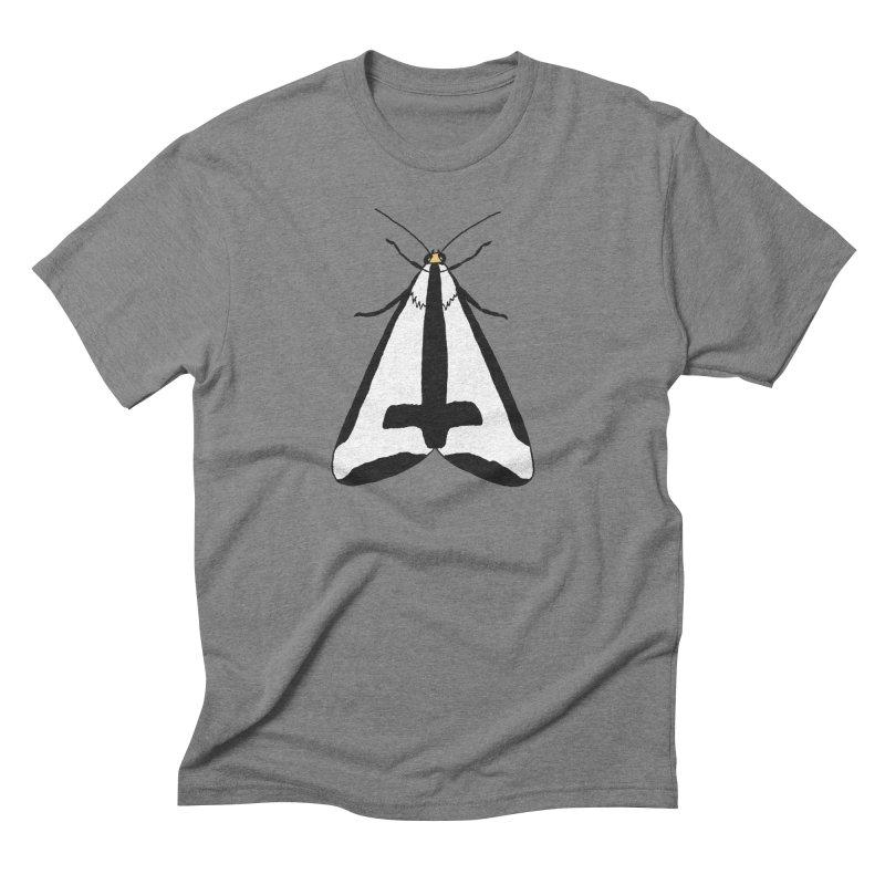 Clymene Moth Men's Triblend T-Shirt by sand paper octopi's Artist Shop
