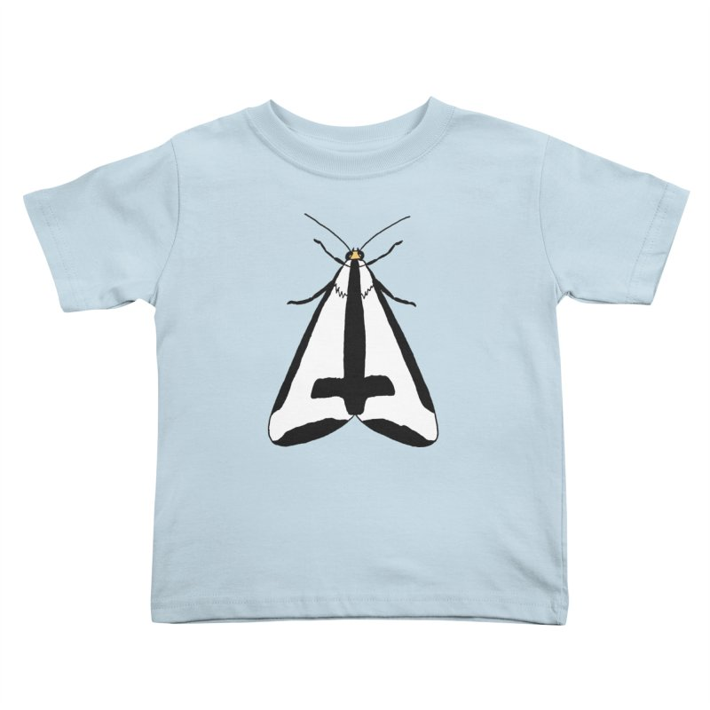 Clymene Moth Kids Toddler T-Shirt by sand paper octopi's Artist Shop