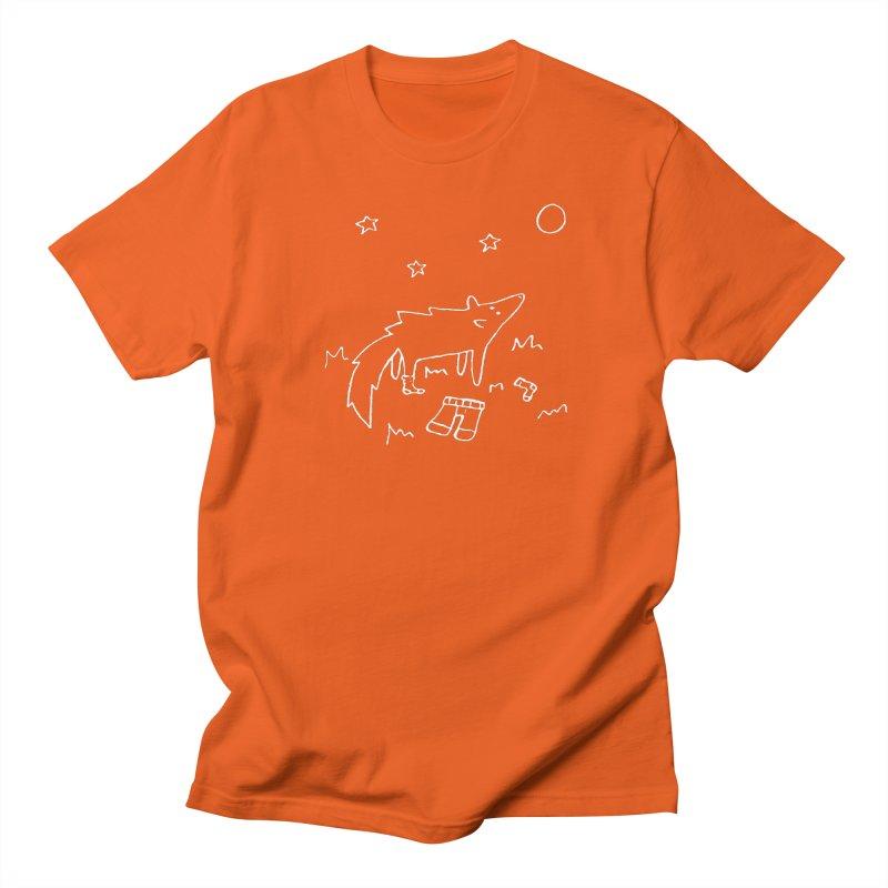 Werewolf Women's Regular Unisex T-Shirt by sand paper octopi's Artist Shop