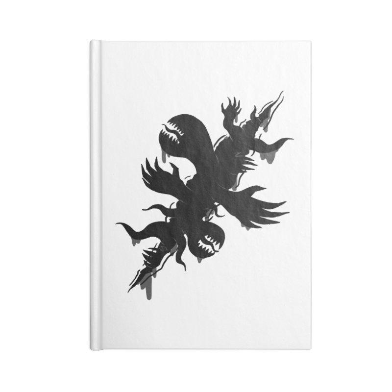 Shop Accessories Notebook | SandSerif's Artist Shop
