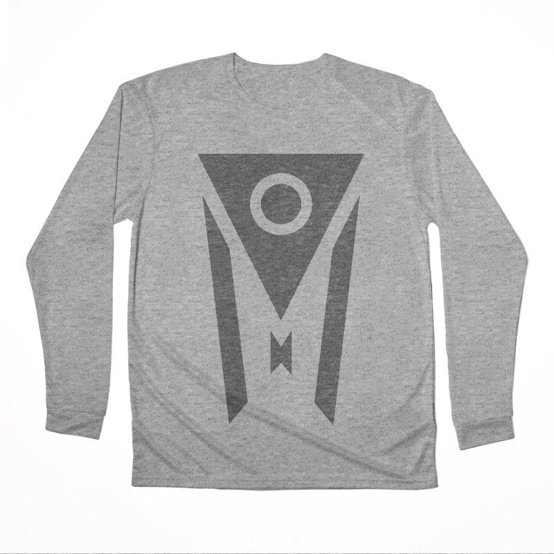 Ohio Dark Mode Women's Performance Unisex Longsleeve T-Shirt by Shop Sandusky Ink & Cloth