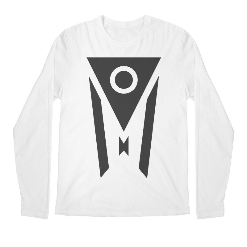 Ohio Dark Mode Men's Regular Longsleeve T-Shirt by Shop Sandusky Ink & Cloth
