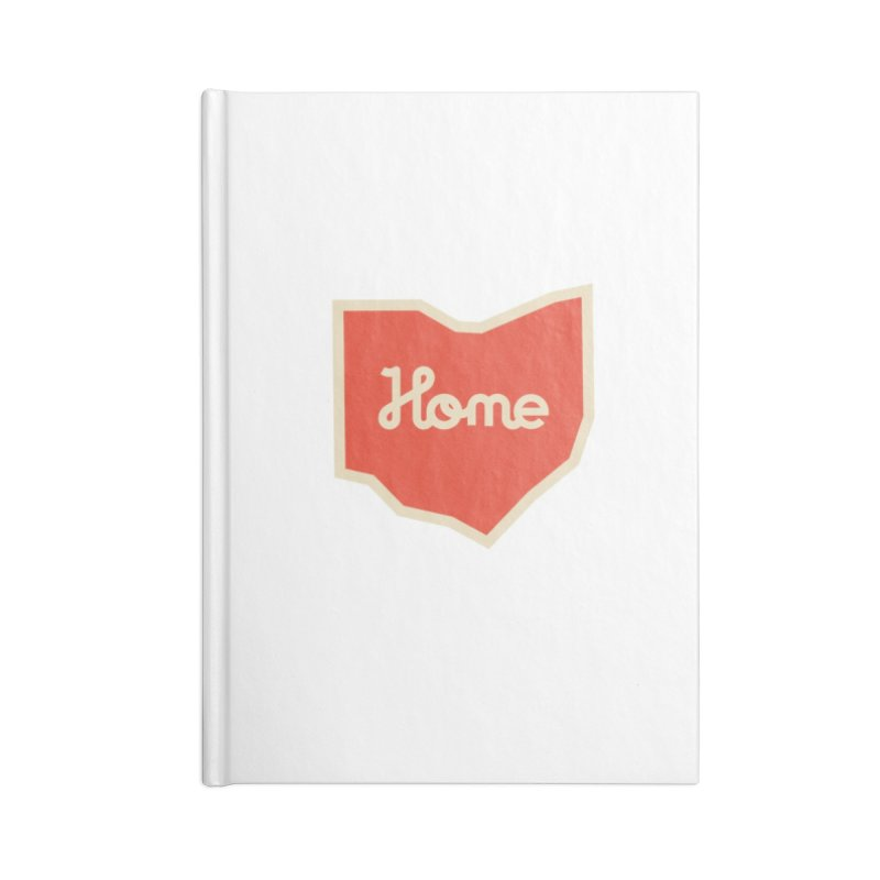Home Ohio Accessories Lined Journal Notebook by Shop Sandusky Ink & Cloth