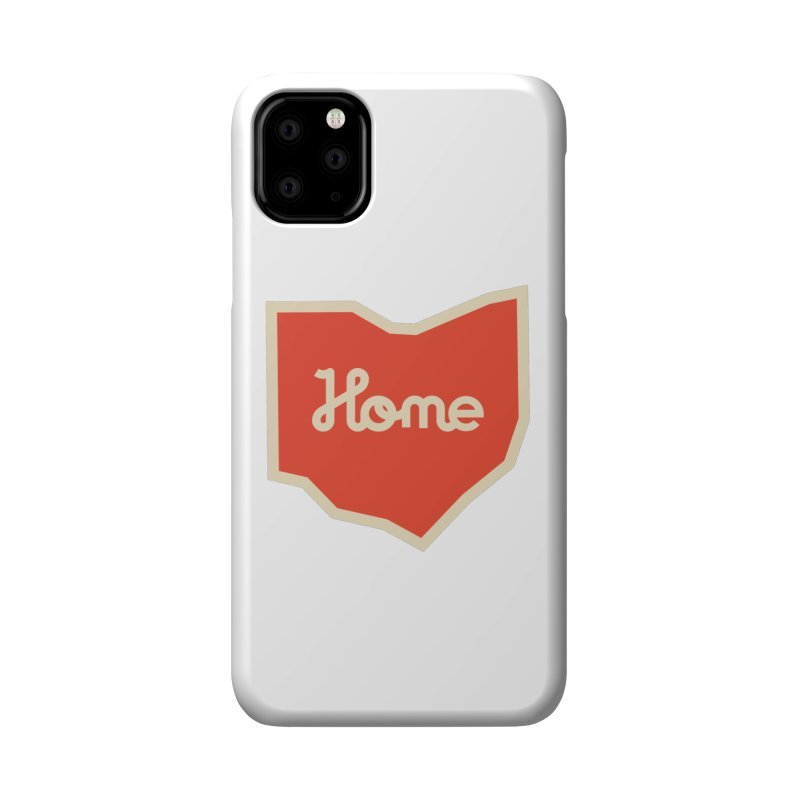 Home Ohio Accessories Phone Case by Shop Sandusky Ink & Cloth