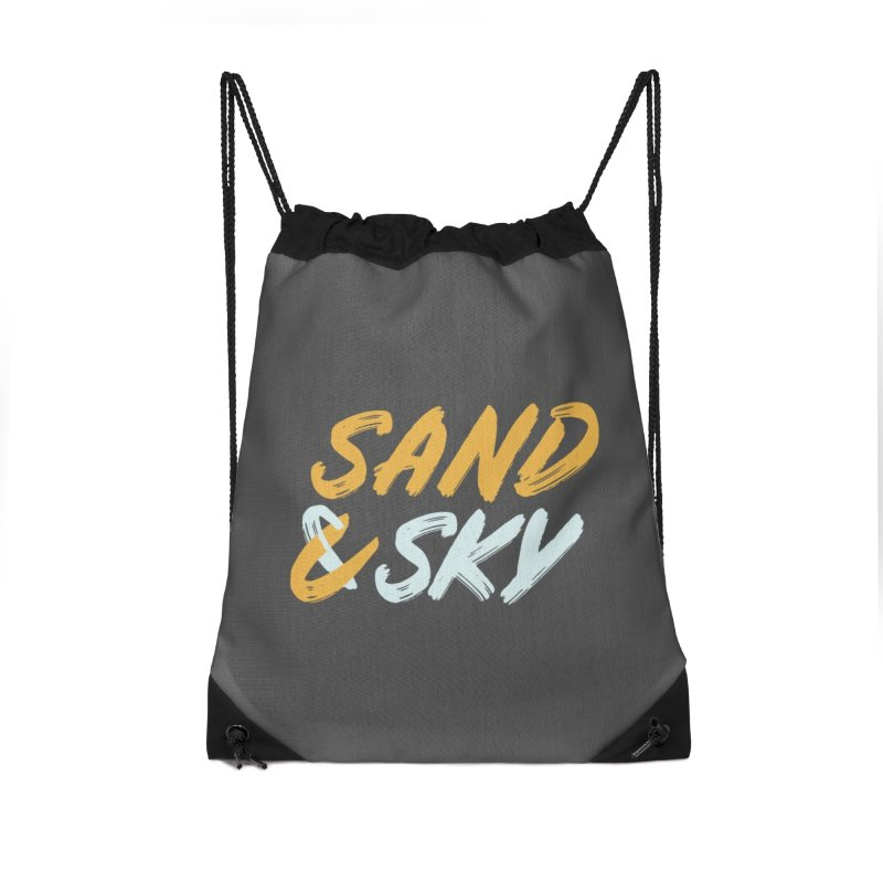 SAND&SKY Accessories Drawstring Bag Bag by Shop Sandusky Ink & Cloth