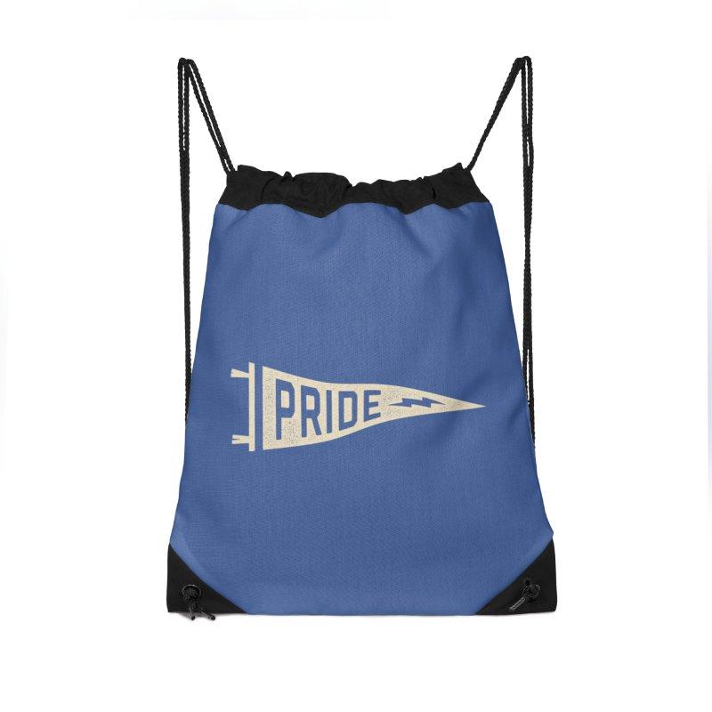 Sandusky Pride Accessories Drawstring Bag Bag by Shop Sandusky Ink & Cloth