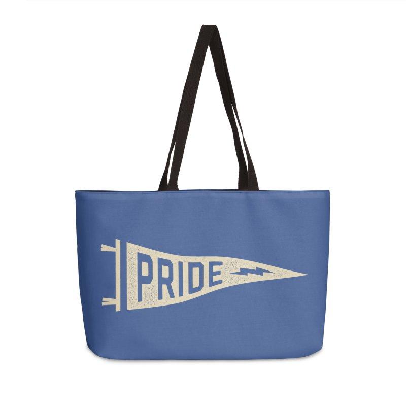 Sandusky Pride Accessories Weekender Bag Bag by Shop Sandusky Ink & Cloth
