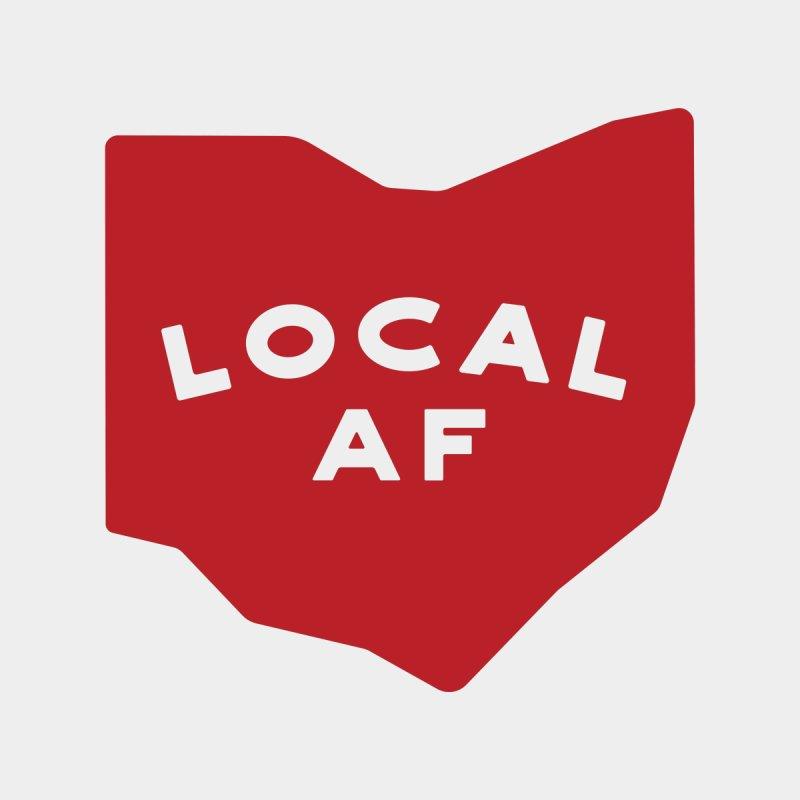 Local AF by Shop Sandusky Ink & Cloth