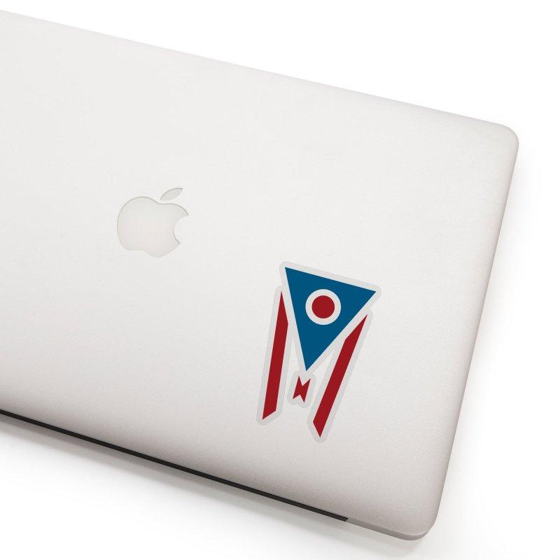 Ohio Flag Accessories Sticker by Shop Sandusky Ink & Cloth