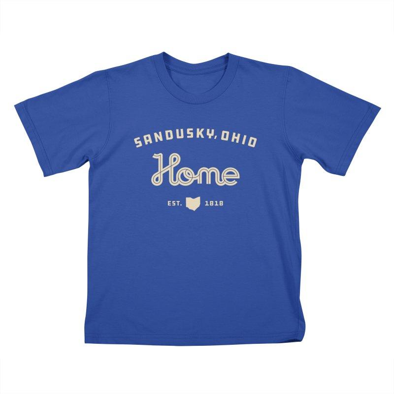 Home Kids T-Shirt by Shop Sandusky Ink & Cloth