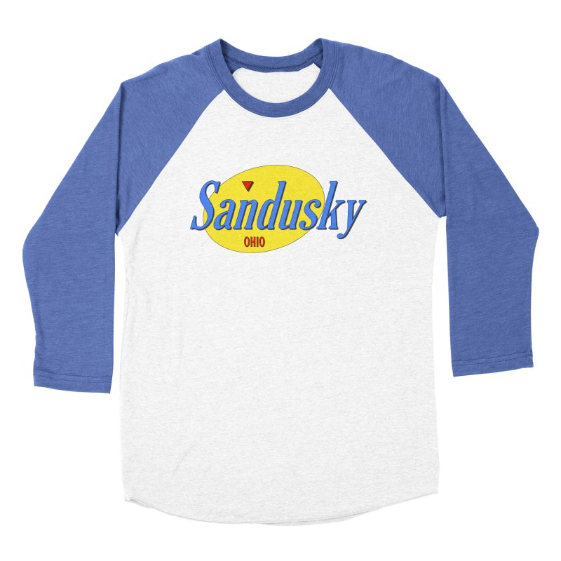 Sandfeld Men's Longsleeve T-Shirt by Shop Sandusky Ink & Cloth