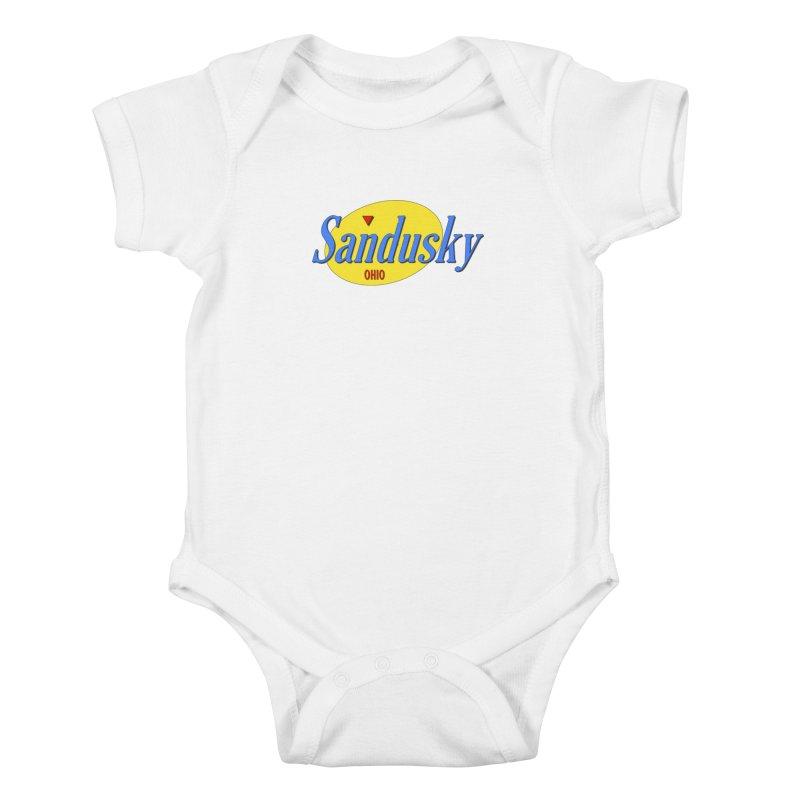 Sandfeld Kids Baby Bodysuit by Shop Sandusky Ink & Cloth