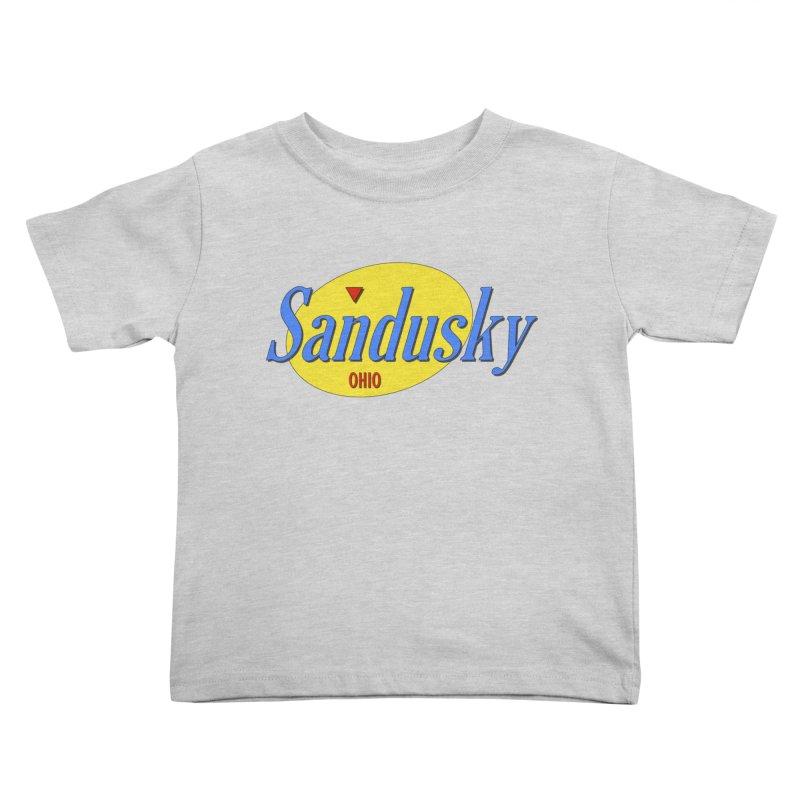 Sandfeld Kids Toddler T-Shirt by Shop Sandusky Ink & Cloth