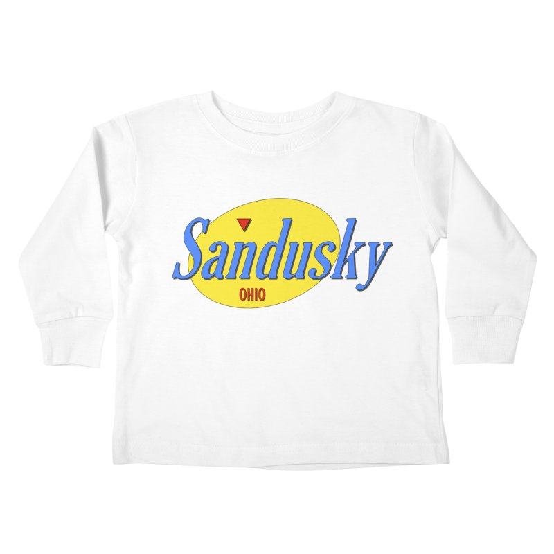 Sandfeld Kids Toddler Longsleeve T-Shirt by Shop Sandusky Ink & Cloth
