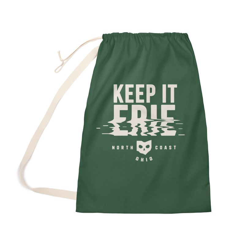 Keep It Erie Accessories Laundry Bag Bag by Shop Sandusky Ink & Cloth