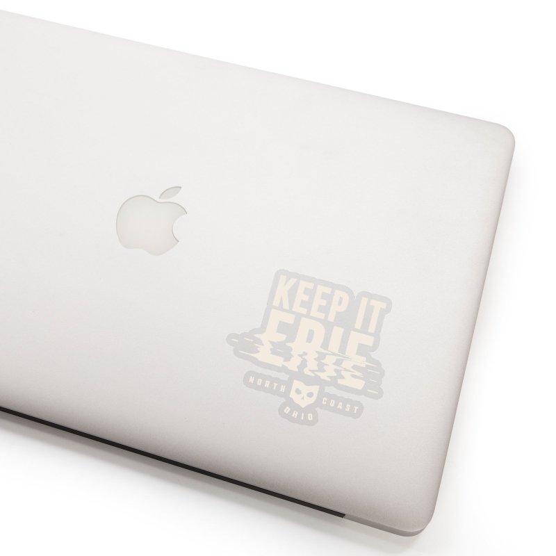 Keep It Erie Accessories Sticker by Shop Sandusky Ink & Cloth