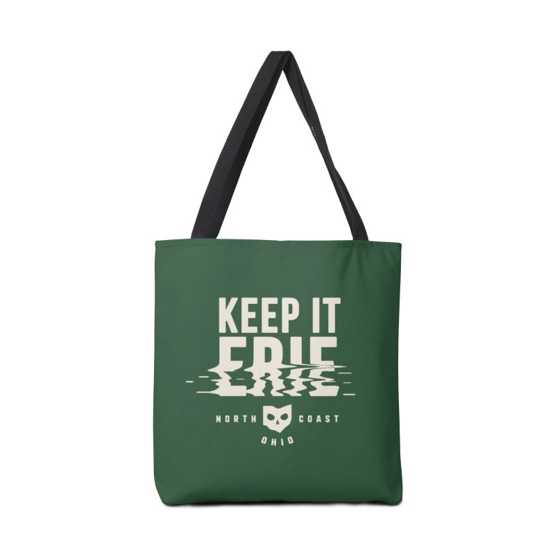 Keep It Erie Accessories Tote Bag Bag by Shop Sandusky Ink & Cloth