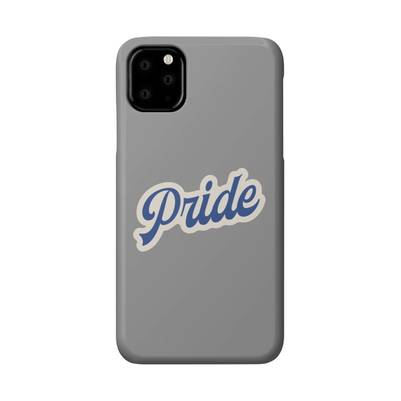 Script Pride Accessories Phone Case by Shop Sandusky Ink & Cloth