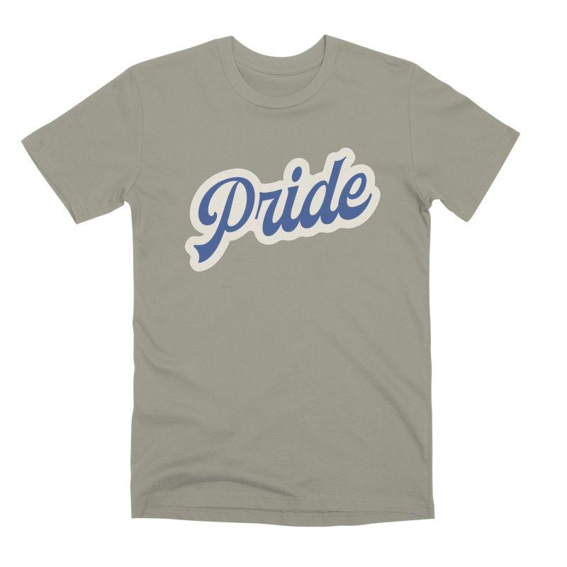 Script Pride Men's Premium T-Shirt by Shop Sandusky Ink & Cloth
