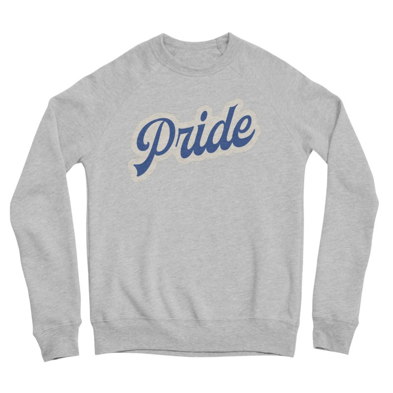 Script Pride Men's Sponge Fleece Sweatshirt by Shop Sandusky Ink & Cloth