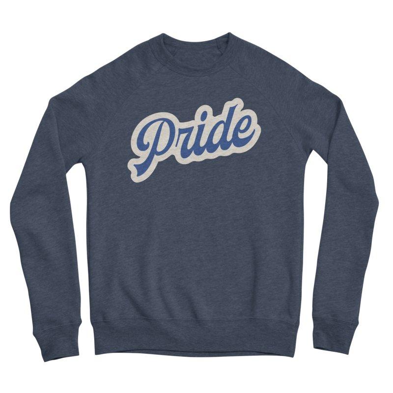Script Pride Men's Sponge Fleece Sweatshirt by Shop Sandusky Ink & Cloth