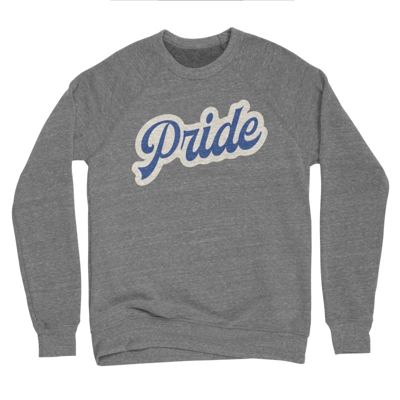 Script Pride Women's Sponge Fleece Sweatshirt by Shop Sandusky Ink & Cloth