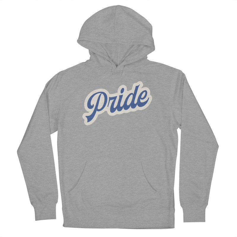 Script Pride Men's French Terry Pullover Hoody by Shop Sandusky Ink & Cloth
