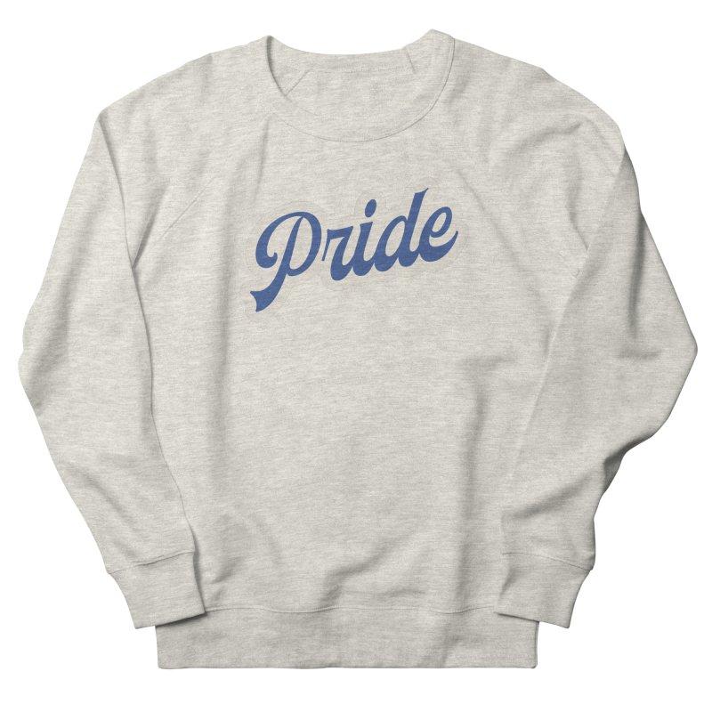 Script Pride Men's French Terry Sweatshirt by Shop Sandusky Ink & Cloth