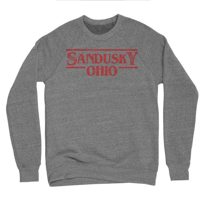Stranger Sandusky Women's Sponge Fleece Sweatshirt by Shop Sandusky Ink & Cloth