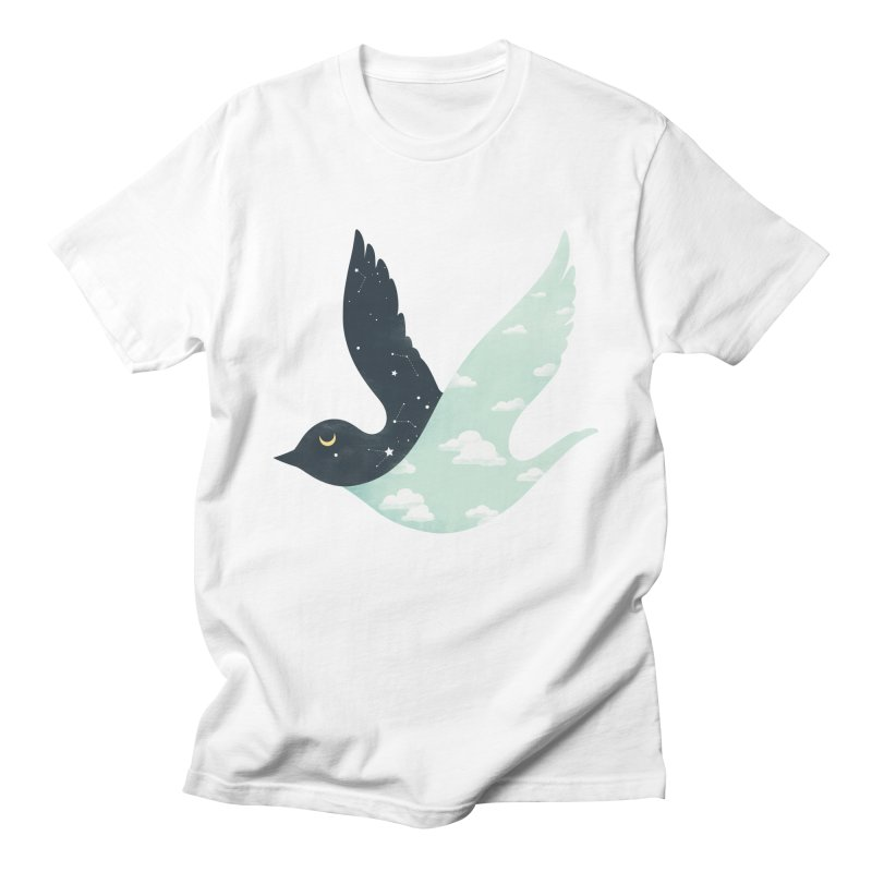 Bipolar Bird Men's T-shirt by sandwich's Artist Shop