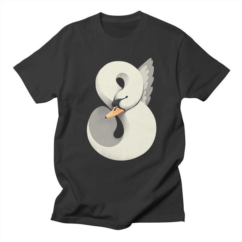 Untamed Elegance Men's T-Shirt by sandwich's Artist Shop