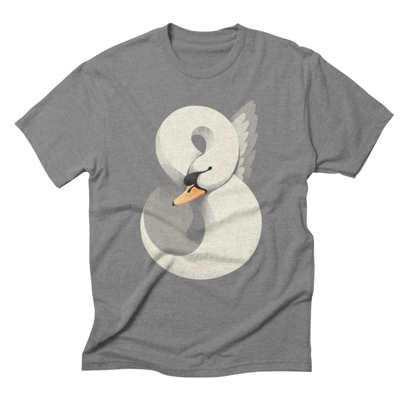 Untamed Elegance Men's Triblend T-Shirt by sandwich's Artist Shop