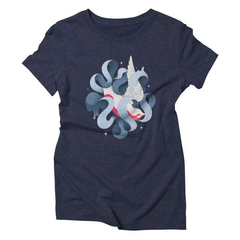 Healing Women's Triblend T-Shirt by sandwich's Artist Shop