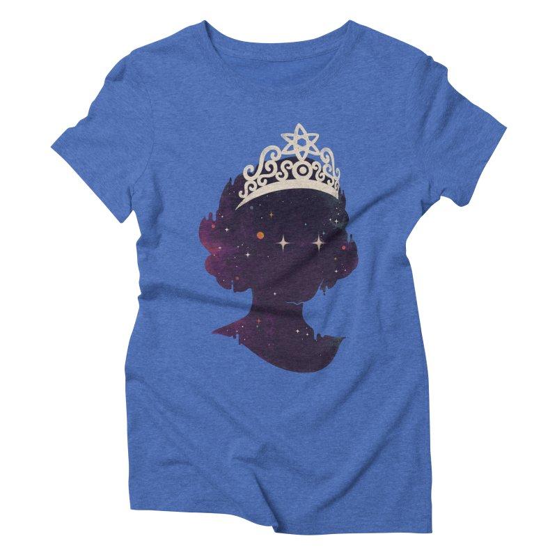 Miss U Women's Triblend T-Shirt by sandwich's Artist Shop