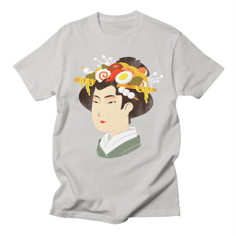 Japanese Delicacy Men's T-shirt by sandwich's Artist Shop