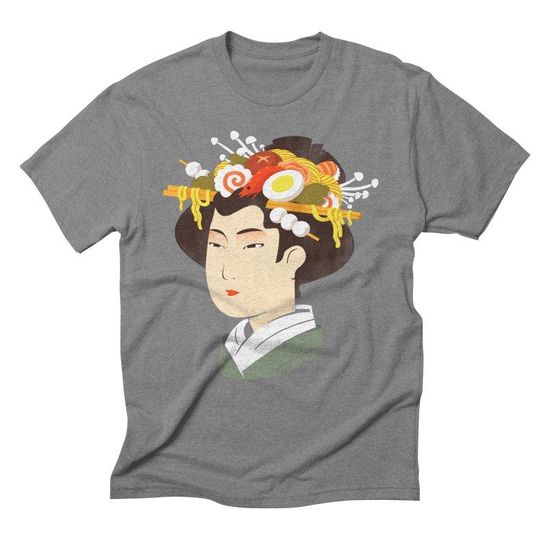 Japanese Delicacy Men's Triblend T-Shirt by sandwich's Artist Shop
