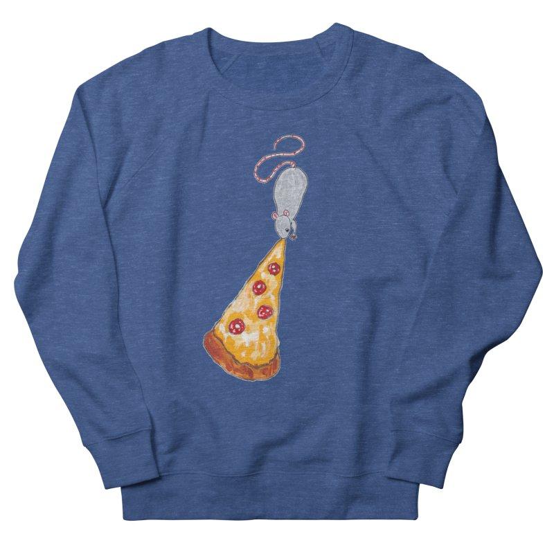 Pizza Rat Men's Sweatshirt by sanpo's Artist Shop