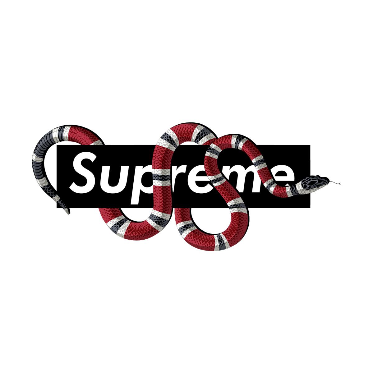 Sanseffort Supreme-snake-logo