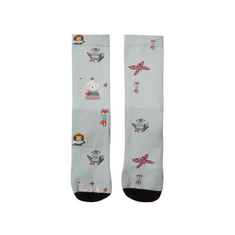 calcetines Women's Socks by Diseños Sanuki