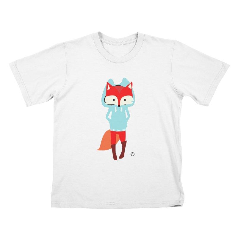 Remko Kids T-Shirt by Diseños Sanuki