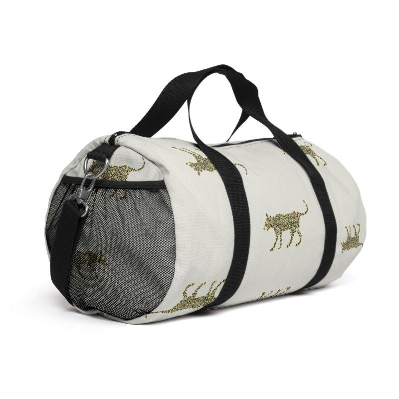 bolsa leopardo Accessories Bag by Diseños Sanuki